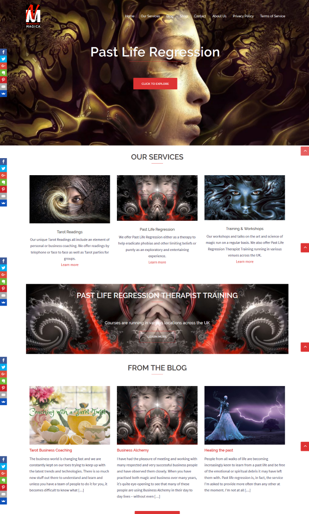 Neoteric Magica Home Page